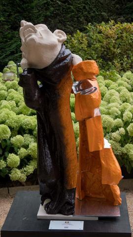 Philippe Gauberti, sculpteur  Métamorphose de Philippe Gauberti (©Ph.
