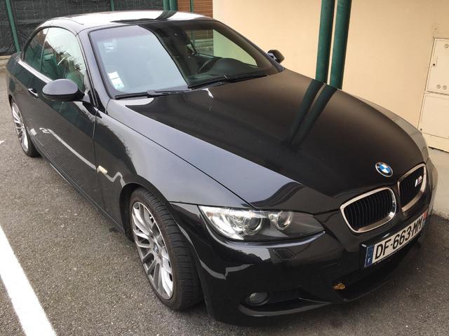 BMW Série 3/E93 / 320i M SPORT Cabriolet Date de 1ère mise en circulation