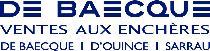 logo Etienne de Baecque Commissaire-priseur judiciaire et DE BAECQUE et Associés