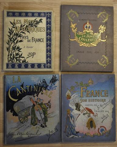 MONTORGUEIL (Georges) - FRANCE, SON HISTOIRE - LES TROIS COULEURS -