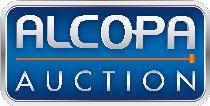 logo ALCOPA AUCTION et ALCOPA AUCTION Nancy