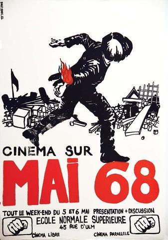 Cinema sur Mai 68 Ecole Normale Supérieure Mai 68 1968 Imp. Spec.
