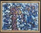 Michel GUIGNARD 1998 Huile sur panneau, signée et datée 98 en bas à gauche 46 x 61 cm ...