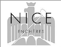 logo Palloc & Fede et Nice Enchères