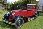 RENAULT KZ4 ANNEE 1930 (PARFAIT ETAT)