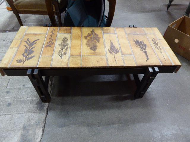 TABLE BASSE CAPRON