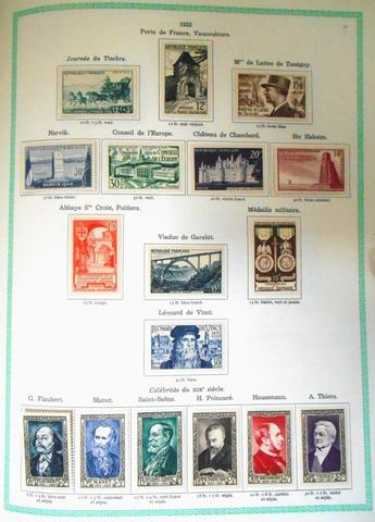 FRANCE. Collection 1930 / 1960 dont PA 29.    ** / *