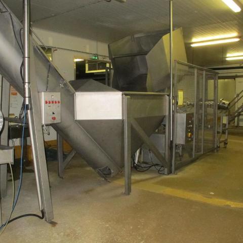 Machine VSM n° 2 et gros grain LIMA  2005, sans détecteur métaux,