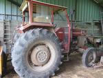 MATERIEL AGRICOLE dont Tracteur MF 165 du 08/09/1969 (4256 heures