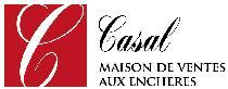 logo Maître Philippe CASAL et LE PUY ENCHERES SARL - Maître Philippe CASAL