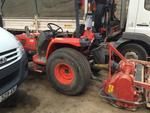 tracteur kubota stv 40 (2007 - 1250 HEURES)