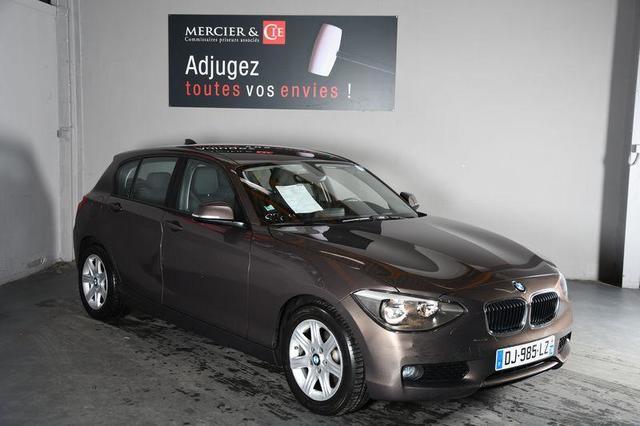 VP BMW SERIE 1  116D EFFICIENTDYNAMICS EDITION BUSINESS 5P - Dmec